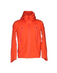 Descente Jackets Orange