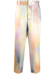 Sies Marjan Abstract Print Trousers 60