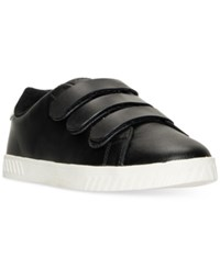 Tretorn Women's Carry 2 Metallic Casual Sneakers From Finish Line Black Vintage White