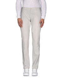Altea Trousers Casual Trousers Men Light Grey