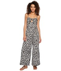 Billabong Twist N Shout Romper Blue Stream Jumpsuit And Rompers One Piece