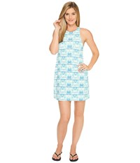 Carve Designs Sanitas Dress Indo Women's Dress Blue