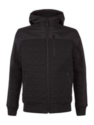 Victorinox Steppen Hooded Sweatshirt Black