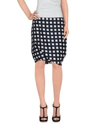 Pauw Skirts Knee Length Skirts Women Black