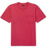 Freemans Sporting Club Cotton Jersey T Shirt Red
