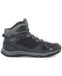 Jack Wolfskin Activate Mid Texapore Waterproof Hiking Boots From Eastern Mountain Sports Phantom