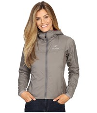 Arc'teryx Atom Lt Hoody Brushed Nickel Women's Sweatshirt Silver