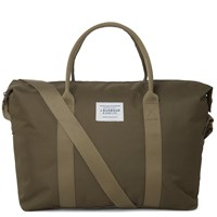 Barbour Skipper Holdall Green