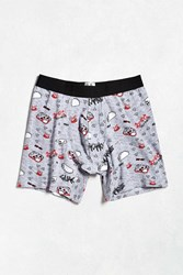 Urban Outfitters Taco Party Boxer Brief Grey