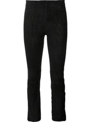 Vince Cropped Jeans Black