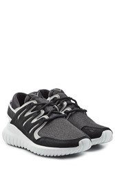 White Mountaineering Sneakers With Suede Multicolor