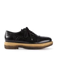 Rocco P. Platform Brogues Brown