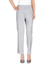 Oska Trousers Casual Trousers Women Grey
