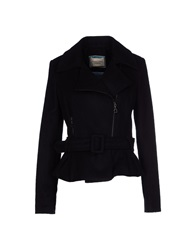 Giorgia And Johns Jackets Black