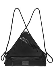 Y 3 Qasa Triangle Nylon Backpack