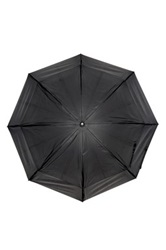 Totesport Auto Open Golf Umbrella Black
