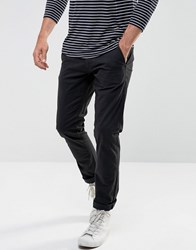 Selected Homme Regular Fit Chino Black