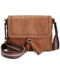 Styleandco. Style Co. Airyell Crossbody Only At Macy's Cognac