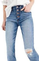 J.Crew Vintage Straight Jeans Reed Wash