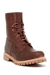 Timberland 8In Tall Engineer Boot Brown