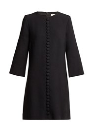 Goat Houston Cady Tunic Dress Black