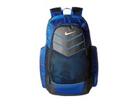 Nike Vapor Power Backpack Game Royal Black Metallic Silver Backpack Bags
