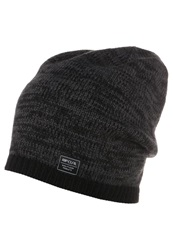 Rip Curl Yarns Hat Dark Mottled Black