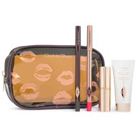 Charlotte Tilbury Quick And Easy Red Carpet Party Look Set
