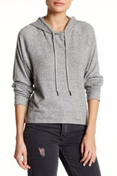 Abound Long Sleeve Hoodie Grey Cloudy Htr