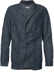 Engineered Garments Chambray Jacket Blue