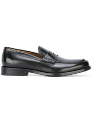Doucal's Classic Loafers Black