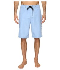 Hurley Heathered One Only 22 Boardshorts Light Blue Men's Swimwear