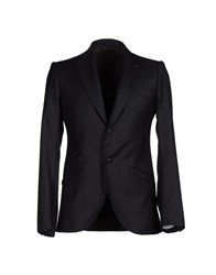 Maurizio Miri Suits And Jackets Blazers Men Steel Grey