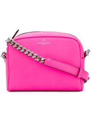 Philippe Model Laval Bag Pink And Purple