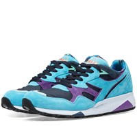 Diadora N9000 Mii Blue Avalanche Made In Italy