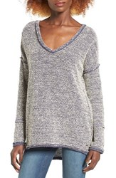 O'neill Women's Eos Knit Cotton Sweater