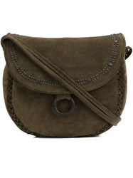 Calleen Cordero 'Kosto' Shoulder Bag Brown