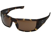 Spy Optic Dirk Matte Camo Tort Happy Bronze Sport Sunglasses Black