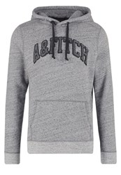 Abercrombie And Fitch Core Sweatshirt Heather Grey