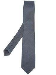 Hugo Boss Spotted Tie Blue