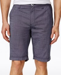 Inc International Concepts Men's Rogan Shorts Only At Macy's Navy