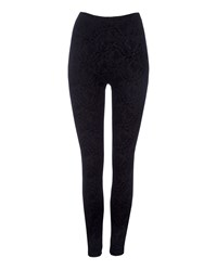 Wallis Black Baroque Legging