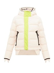 Templa 2L Cropped Puffer Jacket Pink