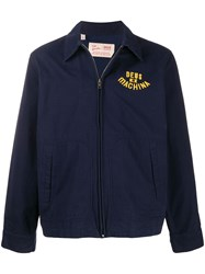 Deus Ex Machina Embroidered Logo Jacket 60