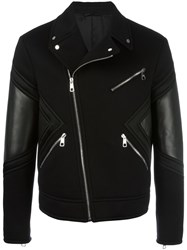 Neil Barrett Biker Jacket Black