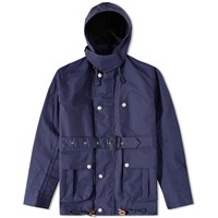 Nigel Cabourn Surface Jacket Blue