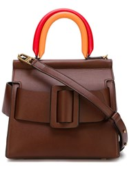 Boyy 'Karl' Tote Bag Brown
