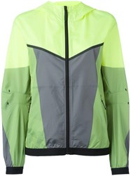 Nike Kim Jones Packable Windrunner Jacket Green