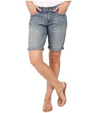 Lucky Brand The Bermuda In Harbour Harbour Women's Shorts Blue