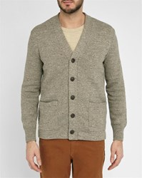 Denim And Supply Ralph Lauren Grey Cotton Cardigan